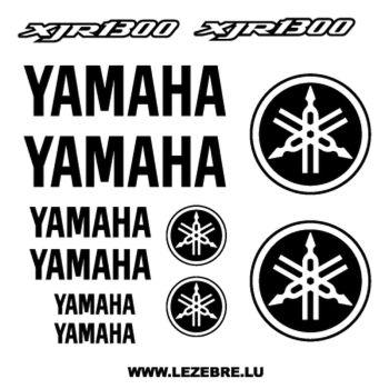 Kit Stickers Yamaha XJR 1300