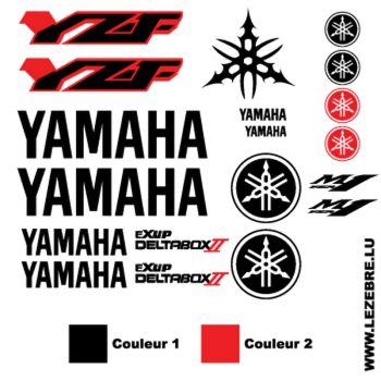 Kit Stickers Yamaha YZF M1