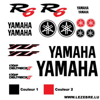 Kit Stickers Yamaha YZF R6 (2)
