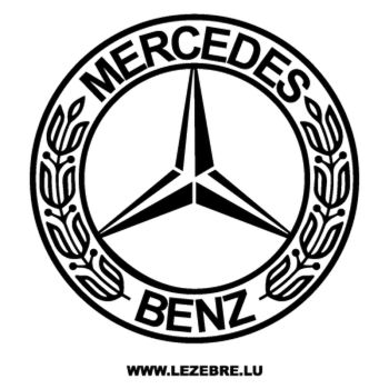 Mercedes Benz Decal