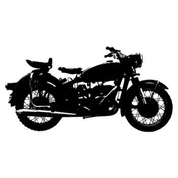 Sabas Moto Decal