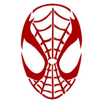 > Sticker Masque Spider