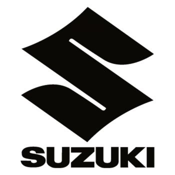 Suzuki Logo Decal 3