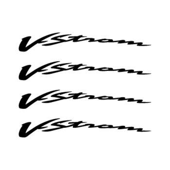 Suzuki V-Strom rim decals set