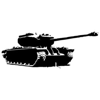 Tank Decal WWII