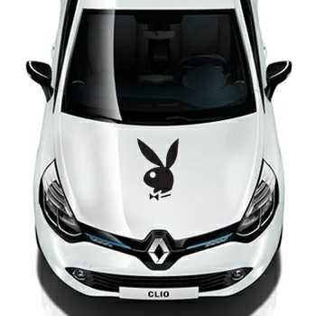 Bunny Playboy Renault Decal