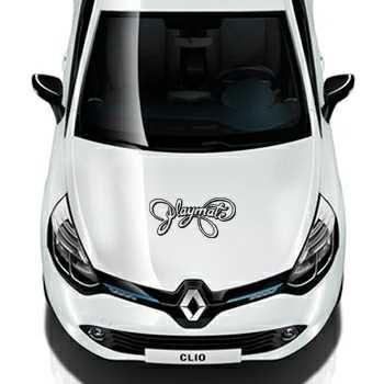 Playboy Playmate Renault Decal