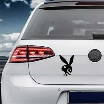 Algerian Playboy Bunny Volkswagen MK Golf Decal
