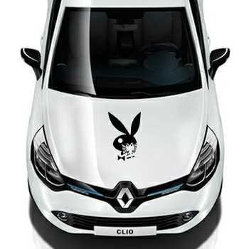 Albanian Playboy Bunny Renault Decal
