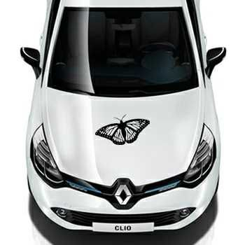 Butterfly Renault Decal 61