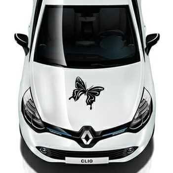Butterfly Renault Decal 62