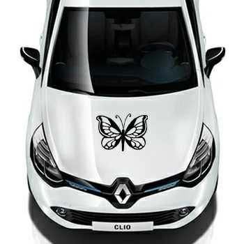 Butterfly Renault Decal 64