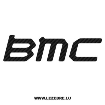 BMC Logo Carbon Decal 2