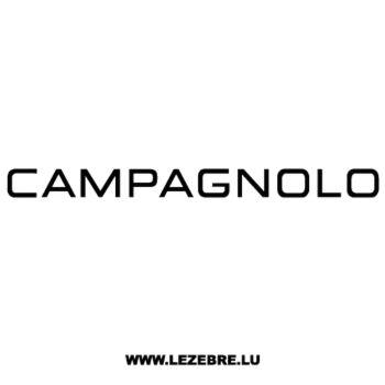 Sticker Campagnolo Logo 2