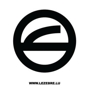 Sticker Commençal Logo 2
