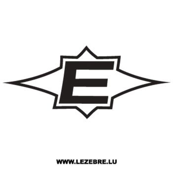 Easton Logo E Decal