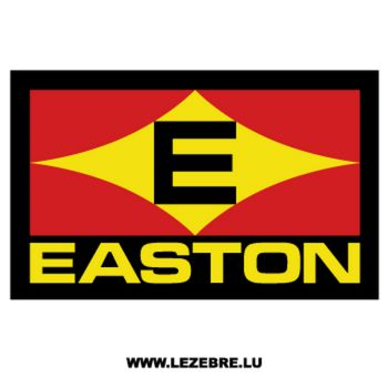 Easton Logo Decal 2