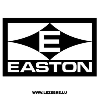 Easton Logo Decal 3