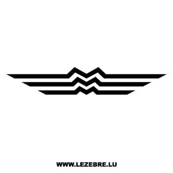 Sticker Mazda Logo 1936