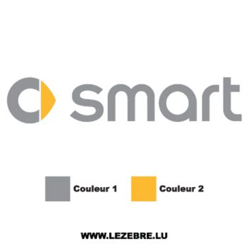 Mercedes Smart Decal 3