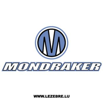 Sticker Mondraker Logo