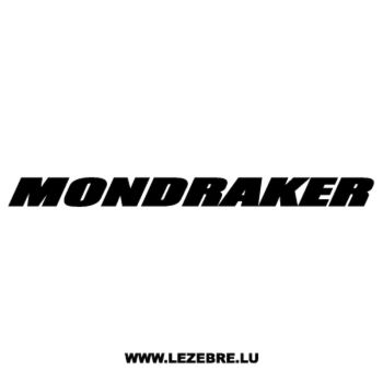 Sticker Mondraker Logo 2