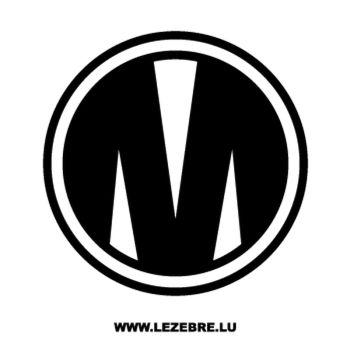 Mondraker Logo Decal 3