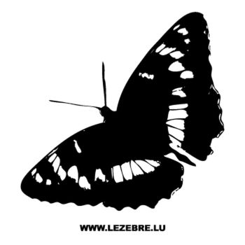 Butterfly Decal 01