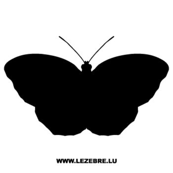 Butterfly Decal 15