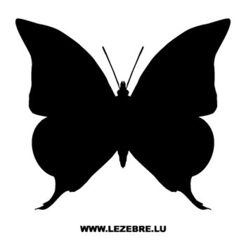 Butterfly Decal 18