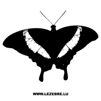 Butterfly Decal 02