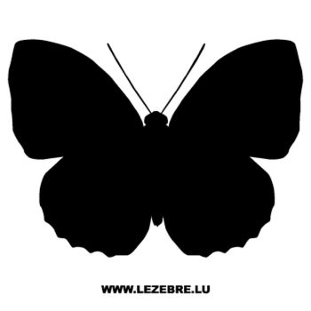 Butterfly Decal 21