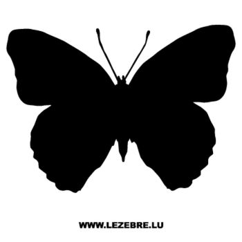 Butterfly Decal 24