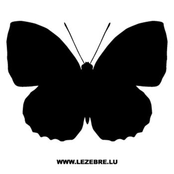 Butterfly Decal 25