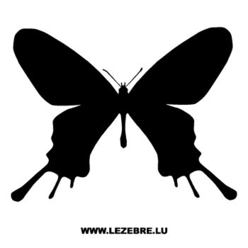 Butterfly Decal 26