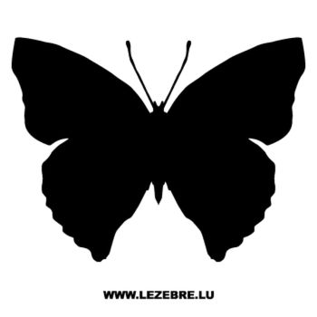Butterfly Decal 27