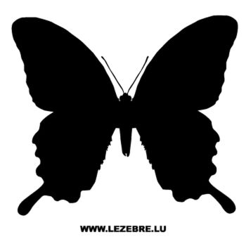 Butterfly Decal 28