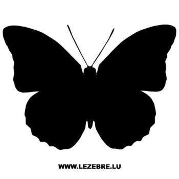 Butterfly Decal 30