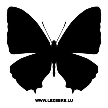 Butterfly Decal 32