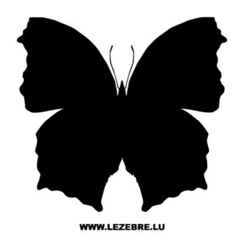 Butterfly Decal 40