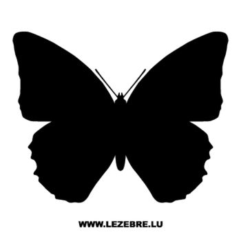Butterfly Decal 44