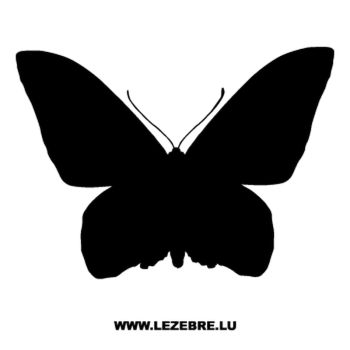 Butterfly Decal 53