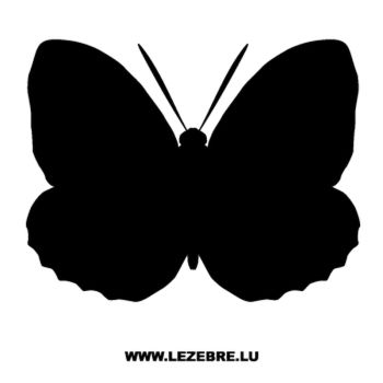 Butterfly Decal 54
