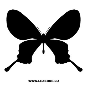 Butterfly Decal 56