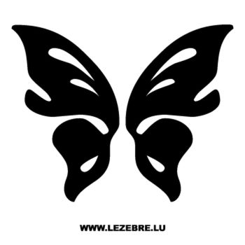 Butterfly Decal 59