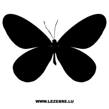 Butterfly Decal 09