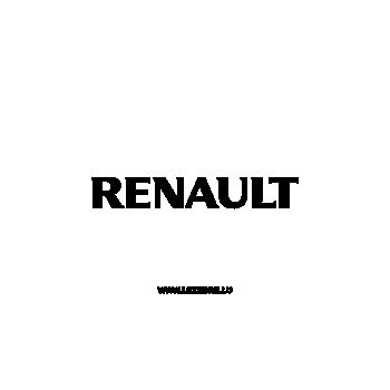 Renault Decal