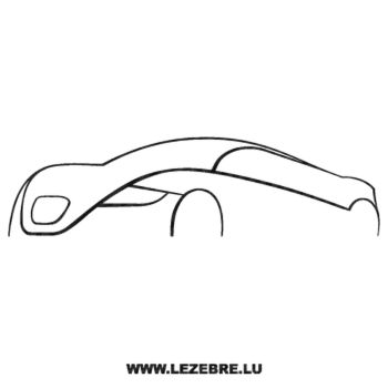 Sticker Karbon Seat Auto
