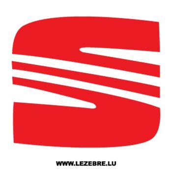 Seat Logo Decal 3