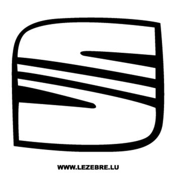 Seat Logo Decal 4